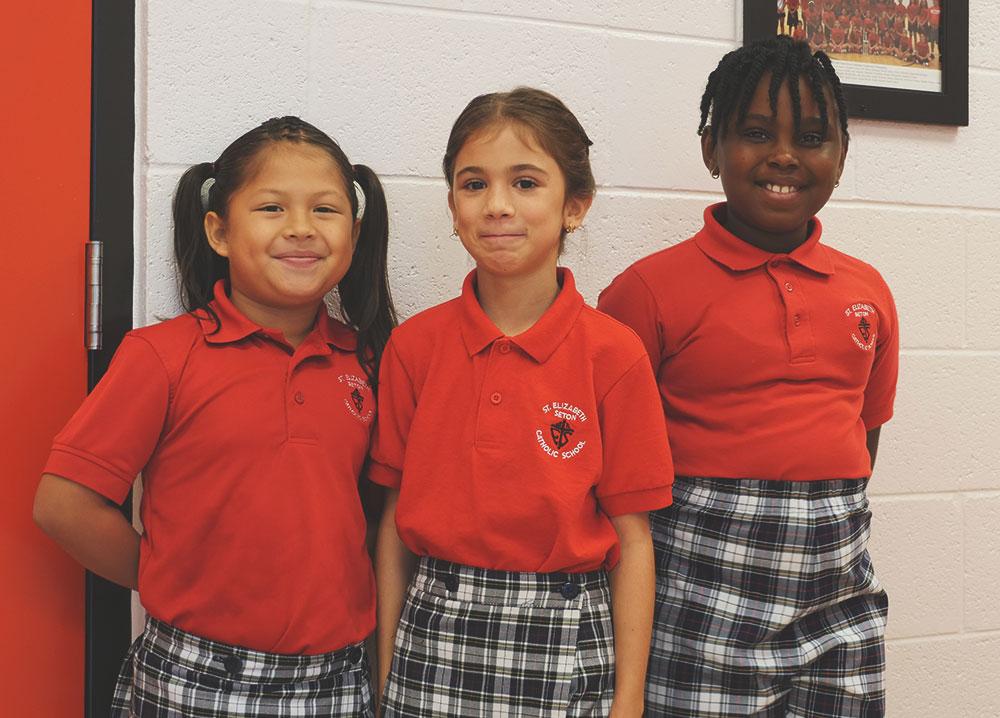 Admissions – St. Elizabeth Seton Catholic School