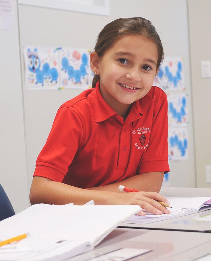 About – St. Elizabeth Seton Catholic School