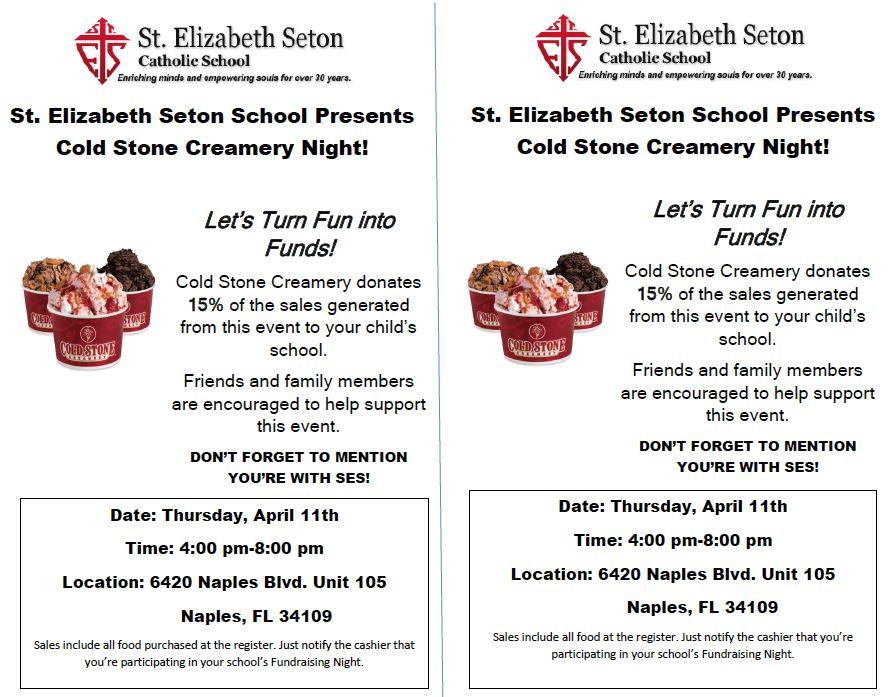 The Panther Prowl   Apr 5th, 2019 – St  Elizabeth Seton Catholic School